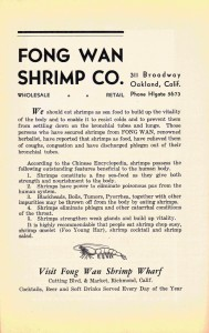 FW shrimp 1936 Herb Lore