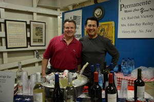 Bartenders John Z. and Nico of M.A. Hays