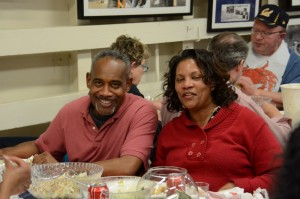 RMA Board vice-president Jeff Wright and his lovely wife Tyra Wright.