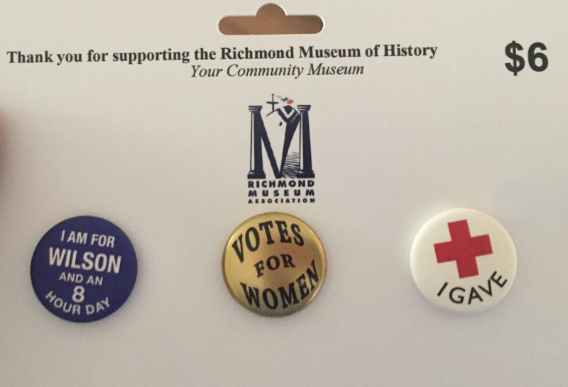 WWI Buttons