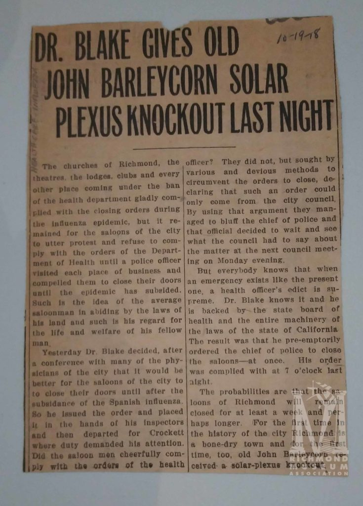 October 18, 1918 Richmond Daily Independent Newspaper